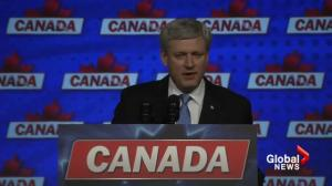 Federal Election 2015: Stephen Harper's political career comes to an end